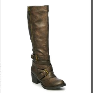 NEW SO  QUINCE WOMEN'S KNEE HIGH BOOTS